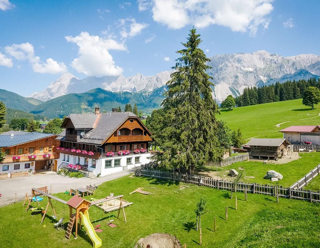 Alpengasthof Fichtenheim: Gasthaus, Hotel, Wirtshaus